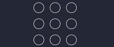 实用于移动网页jquery手势解锁密码特效
