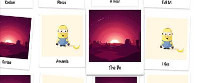 简单易用的纯CSS3图片墙效果