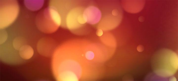 js+html5全屏模糊灯光闪烁背景动画特效