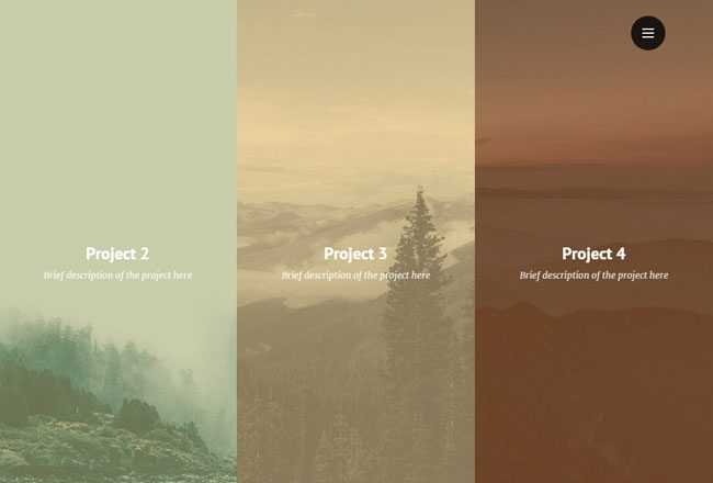 jQuery+CSS3点击图片向上收起切换显示内容特效