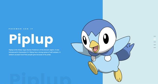 jQuery全屏动画切换游戏角色介绍代码