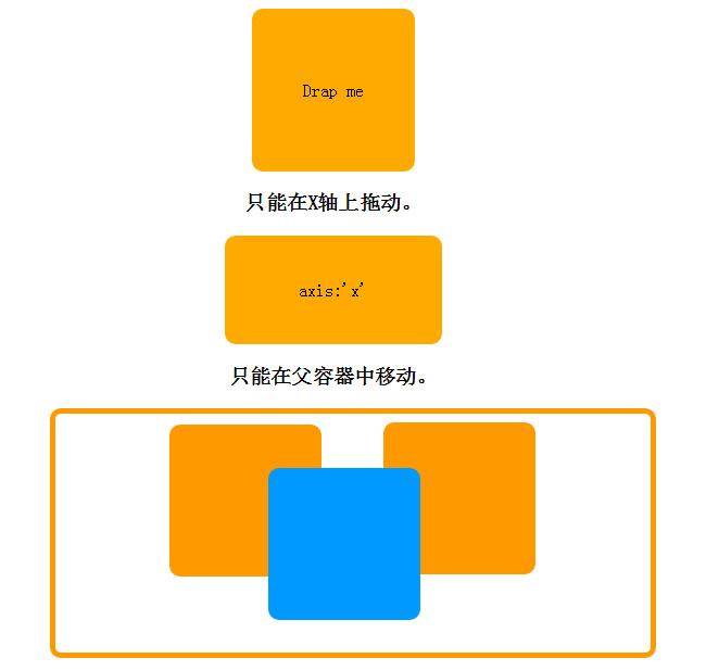 网站特效代码jQuery拖动拖拽插件draggabilly.pkgd.js
