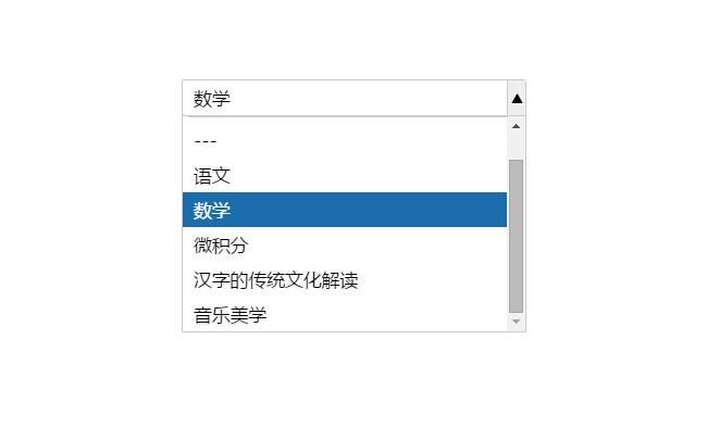 网站特效代码jQuery带搜索过滤ajax加载下拉框插件
