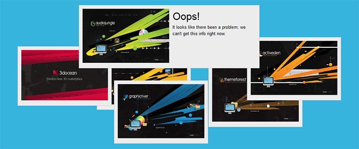 jQuery图片随意拖动排列点击展开文字介绍效果