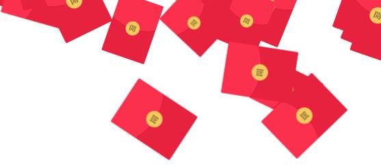 js+css3仿迅雷会员活动页面全屏红包雨动画特效