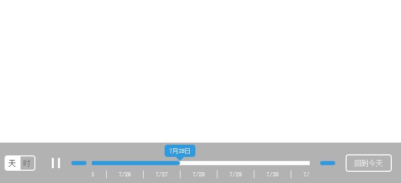 网站特效代码jQuery带进度条时间时间轴全屏播放代码
