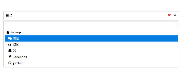 jQuery select下拉框样式美化插件