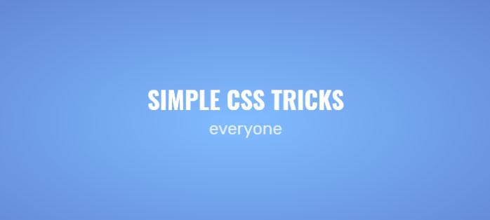 CSS3仿电影字幕文字动画切换特效