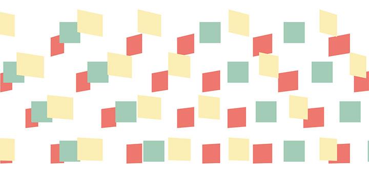 CSS3鼠标悬停方块散开动画特效