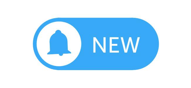 html5基于svg制作新品上市铃铛图标动画特效