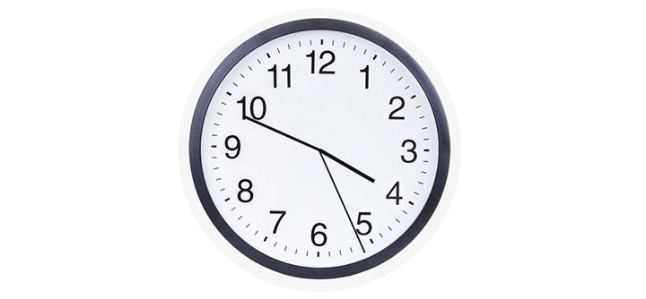 js+css3圆形指针时钟代码