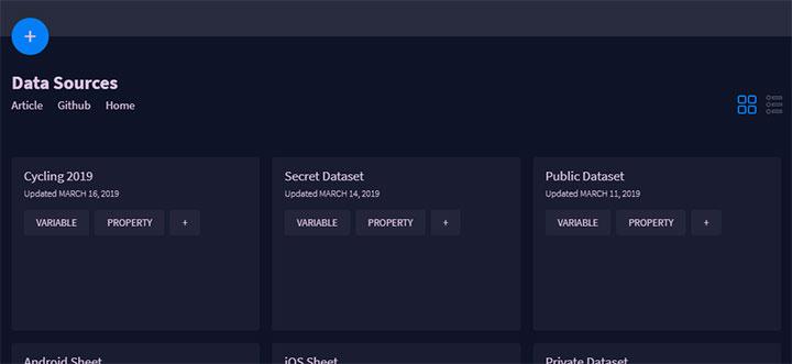 jQuery+CSS3响应式列表布局切换特效