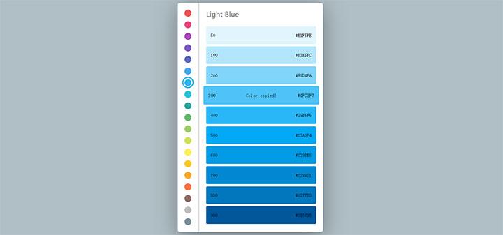HTML5+CSS3制作的颜色选取器代码