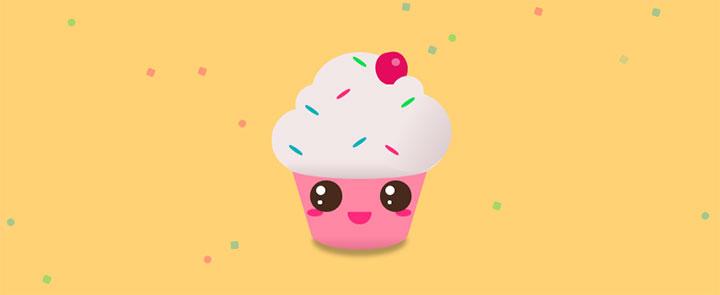 CSS3可爱卡通冰淇淋动画特效
