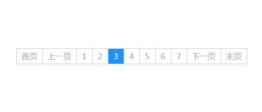 jQuery+ajax异步加载分页代码