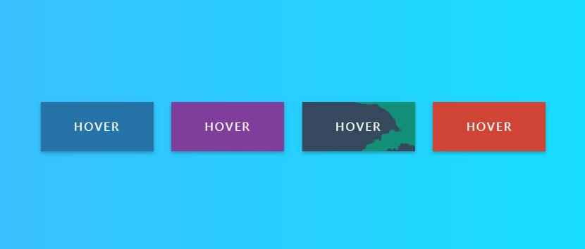 CSS3 SVG悬停按钮水墨背景动画殊效