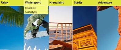 简洁实用的jquery图像栅格导航菜单