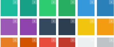 jquery.gridly插件 - 事项div样式的平滑拖拽效果