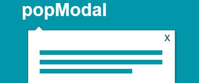 popModal—jQuery多功能支持自定义滚动条弹出窗口插