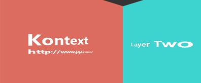 Kontext--模拟苹果ios系统页面过渡效果插件