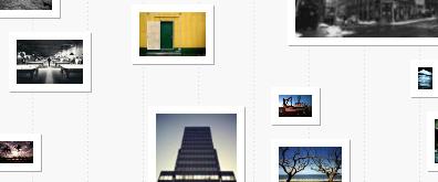 用CSS3和jquery实现的图片墙效果