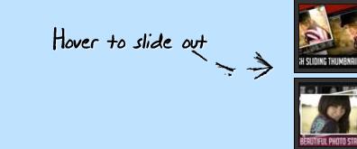 右侧浮动滑出菜单导航特效广告代码