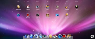 jQuery+CSS3模拟苹果桌面系统