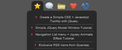 jquery实现的tab标签为漂亮图片的个性选项卡代码