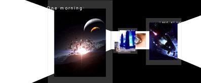 非常酷的3D立体图片相册展示代码