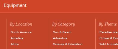 jquery实现导航条宽度随二级页面宽度变化的导航