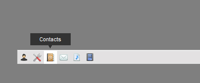 jquery实现始终固定在网页底部菜单提示导航代码