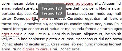 非常漂亮的轻量级提示信息框JS代码