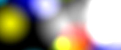 降落的彩色光晕flash背景素材