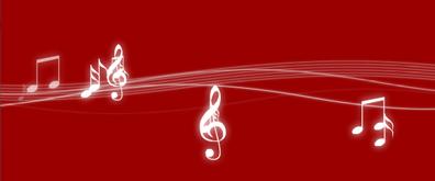 flash音乐符飘动素材