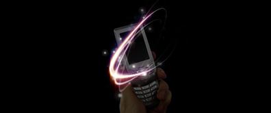flash眩光透明素材