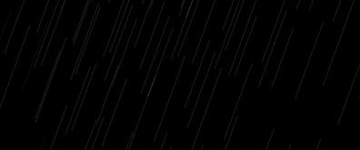 下中雨flash透明素材