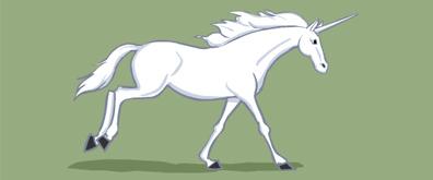 奔跑的骏马flash透明素材