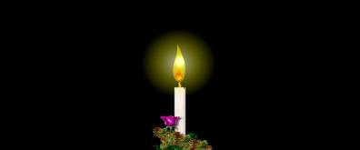 生日蜡烛flash透明素材