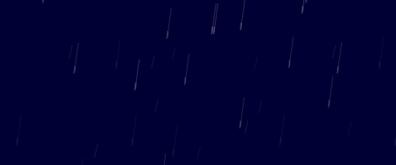 中雨flash透明矢量素材
