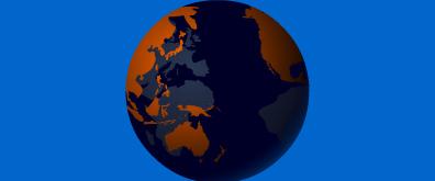 旋转的地球flash素材