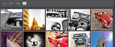 非常酷的jquery图片排序过筛选滤效果