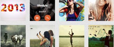 jquery相册图片排列倒影跟随竖鼠标走动效果
