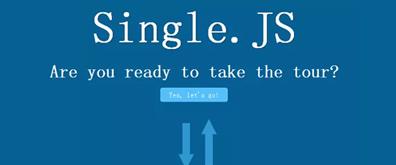 jquery滚动翻页插件--single.js