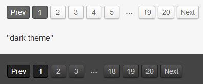 简单实用的jquery分页插件