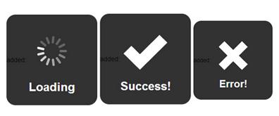 jquery模拟IOS弹出提示效果--iosOverlay.js