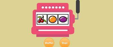 老虎机—一个jQuery老虎机动画效果插件