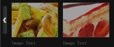 jQuery自动向右滚动通栏图片列表特效