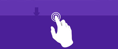 jquery.touchSwipe 手机上下滑屏特效代码